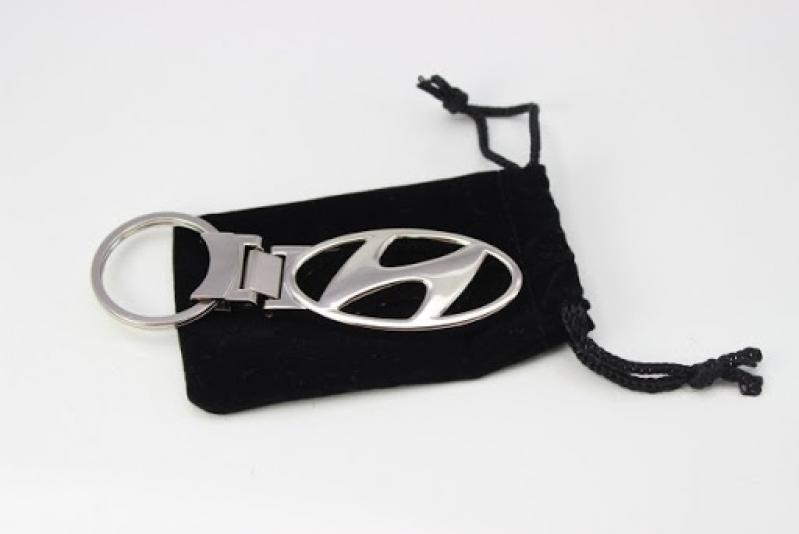 Chaveiros Automotivos Hyundai Barcelona - Chaveiro Automotivo Hyundai