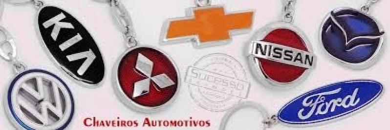 Chaveiros Automotivos Personalizado Ipiranga - Chaveiro Automotivo Gm