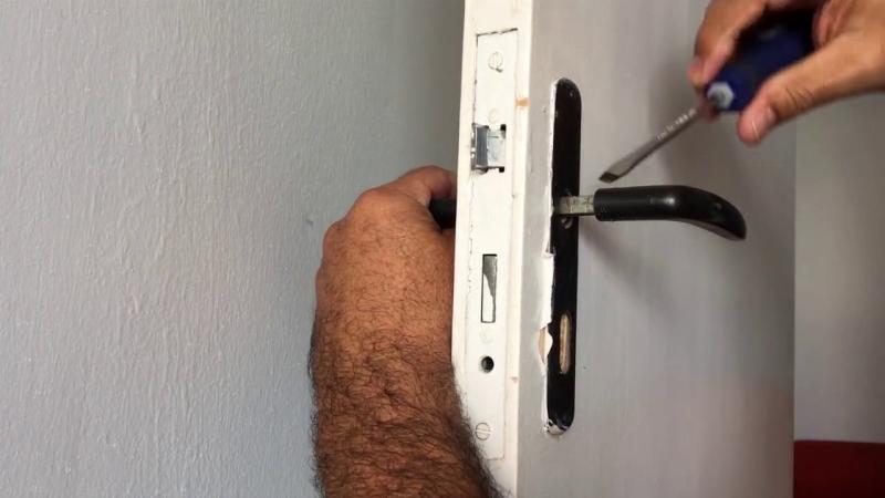 Consertar Maçaneta Mauá - Conserto Maçaneta Porta