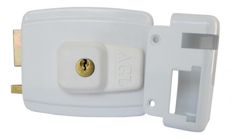 Fechadura Eletrônica Branca Valores Super Quadra Morumbi - Fechadura Eletrônica com Digital