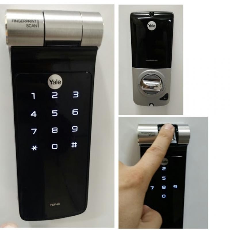 Fechadura Eletrônica com Biometria Valores Jardim São Caetano - Fechadura Eletrônica com Digital