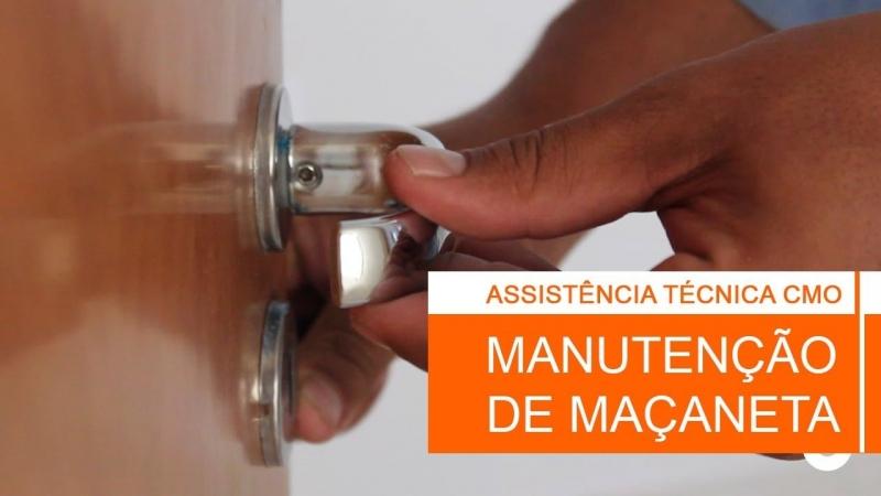Orçamento para Conserto Maçaneta Porta Real Parque - Conserto Maçaneta Porta