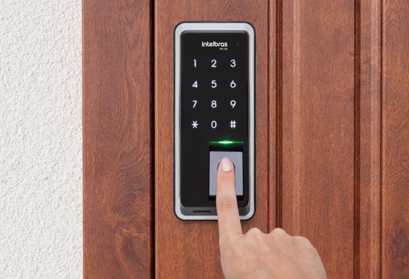 Quanto Custa Fechadura Eletrônica Biométrica Prosperidade - Fechadura Eletrônica Digital