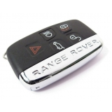 chave codificada land rover Santa Paula