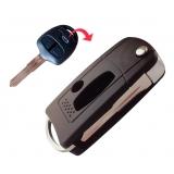 chave codificada mitsubishi Santa Maria