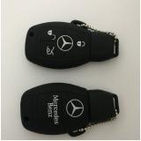 Chave Codificada Mercedes
