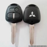 chave codificada mitsubishi