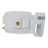fechadura eletrônica branca valores Santo Antônio