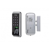 fechaduras eletrônicas biométrica Jardim Novo Mundo