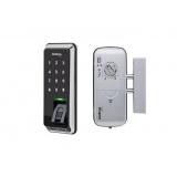 fechaduras eletrônicas com digital Santa Maria