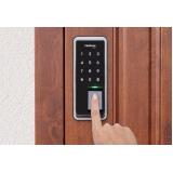quanto custa fechadura eletrônica biométrica Boa Vista